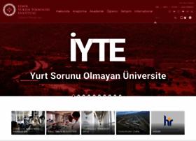 iyte.edu.tr