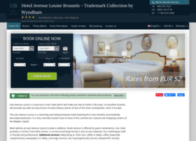 izan-avenue-louise.hotel-rez.com