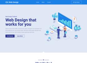 izawebdesign.com