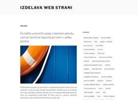izdelava-web-strani.si