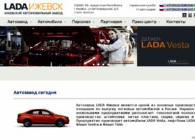 izh-auto.ru