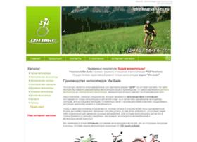 izh-bike.ru