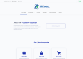 izmirakinsoft.com