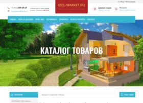 izol-market.ru