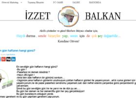 izzetbalkan.com
