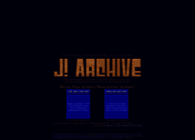 j-archive.com