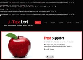 j-tex.co.uk