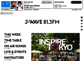 j-wave.co.jp