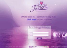 jaanam.com