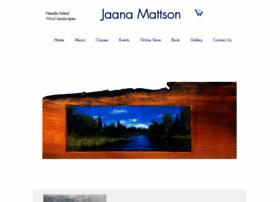 jaanamattson.com