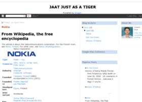 jaatjustasatiger.blogspot.com