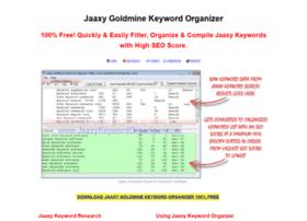 jaaxykeywordorganizer.com