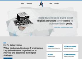 jabari-holder.com