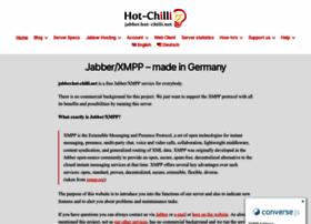 jabber.hot-chilli.net