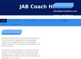 jabcoaches.com