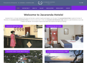 jacarandahotels.com