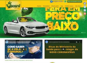jacareautopecas.com.br