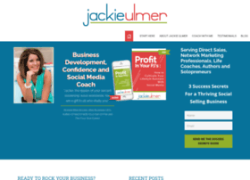 jackieulmer.com