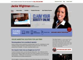 jackiewightman.cert-lawlinks.com