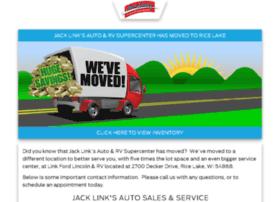 jacklinksautoandrv.com