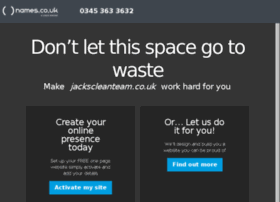 jackscleanteam.co.uk