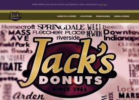 jacksdonuts.com