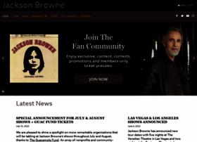 jacksonbrowne.com