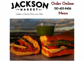 jacksonmarketanddeli.com