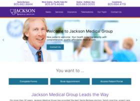jacksonmedicalgroup.com