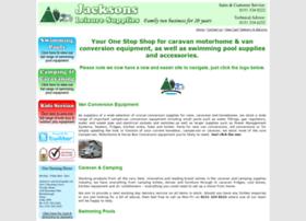 jacksons-camping.co.uk
