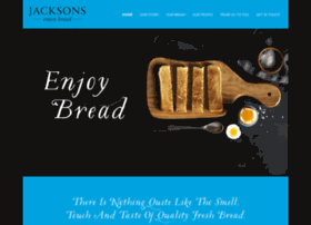 jacksonsbread.co.uk