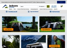 jacksonscamping.com