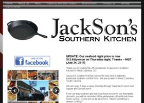 jacksonssouthernkitchen.com