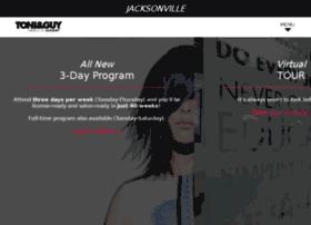 jacksonville.toniguy.edu