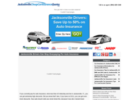 jacksonvillecheapcarinsurancequotes.com