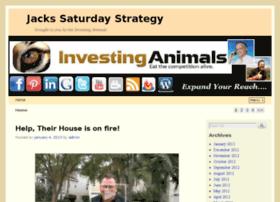 jackssaturdaystrategy.com