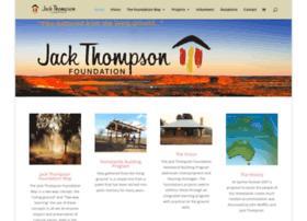 jackthompsonfoundation.com