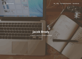 jacobbrody.me