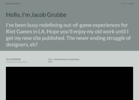 jacobgrubbe.com