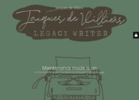 jacquesdevilliers.com