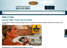 jacuzzi.hydrotherapybathing.com