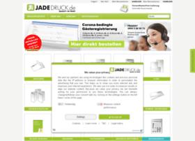 jadedruck.de