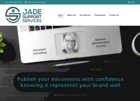 jadesupportservices.com