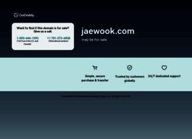 jaewook.com