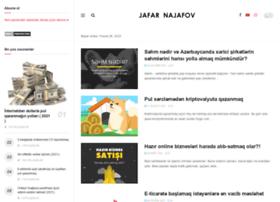 jafarnajafov.com