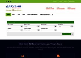 jafvans.com