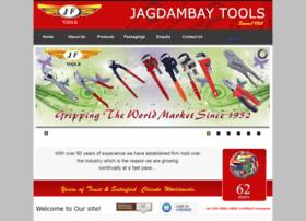 jagdambaytools.com