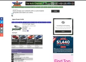 jaguarbuyersguide.theautochannel.com