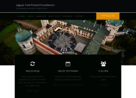 jaguarclubpoland.net