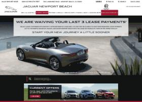 jaguarnewportbeach.com